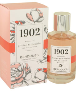 1902 Pivoine & Rhubarbe by Berdoues