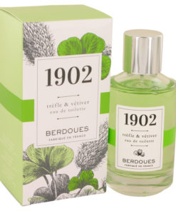 1902 Trefle & Vetiver by Berdoues
