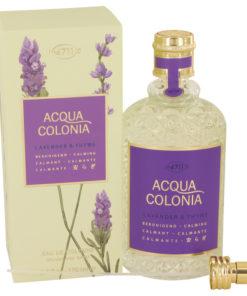4711 ACQUA COLONIA Lavender & Thyme by Maurer & Wirtz