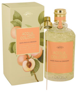 4711 Acqua Colonia White Peach & Coriander by Maurer & Wirtz