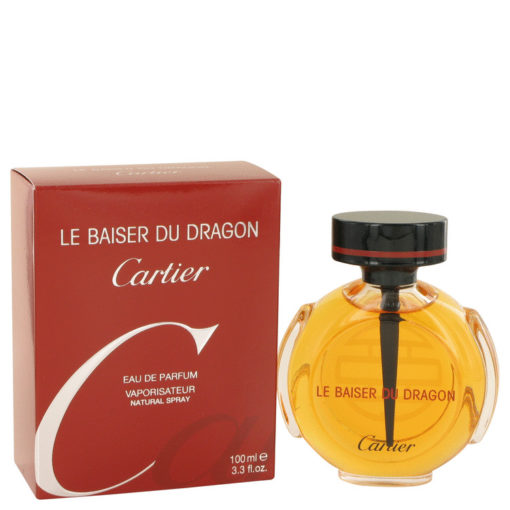 Le Baiser Du Dragon by Cartier