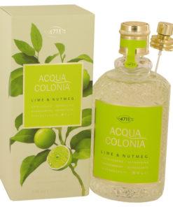 4711 Acqua Colonia Lime & Nutmeg by Maurer & Wirtz
