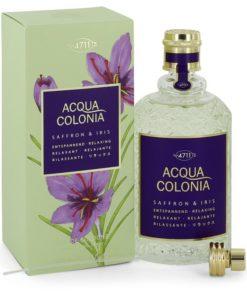 4711 Acqua Colonia Saffron & Iris by Acqua Di Parma