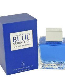 Blue Seduction by Antonio Banderas