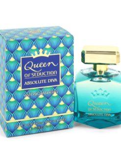 Queen of Seduction Absolute Diva by Antonio Banderas