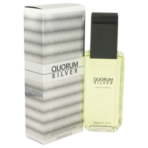 Quorum Silver by Puig