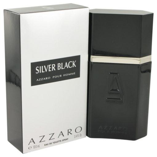 Silver Black by Azzaro