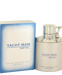 Yacht Man Metal by Myrurgia
