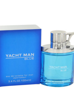 Yacht Man Blue by Myrurgia