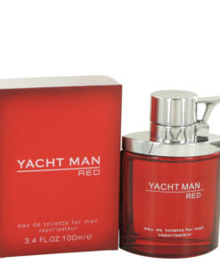 Yacht Man Red by Myrurgia