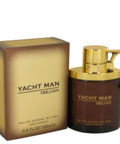Yacht Man Trillion by Myrurgia
