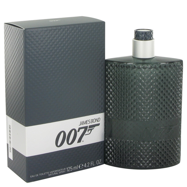 007 by James Bond - Eau De Toilette Spray 125 ml f. herra