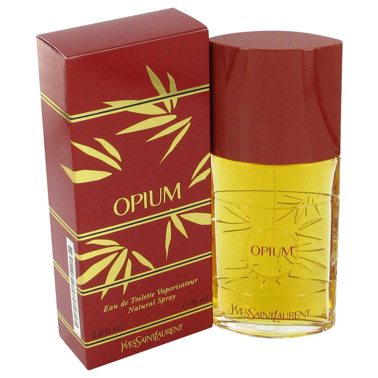 OPIUM by Yves Saint Laurent - Eau De Parfum Spray (New Packaging) 90 ml f. dömur