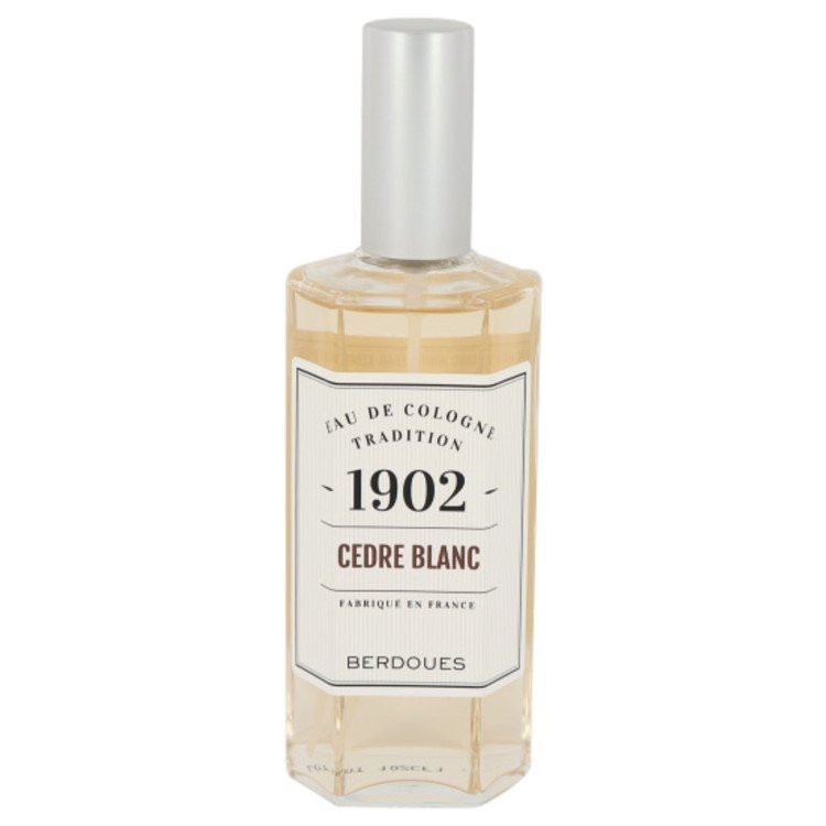 1902 Cedre Blanc by Berdoues - Eau De Cologne Spray (Tester) 125 ml f. dömur