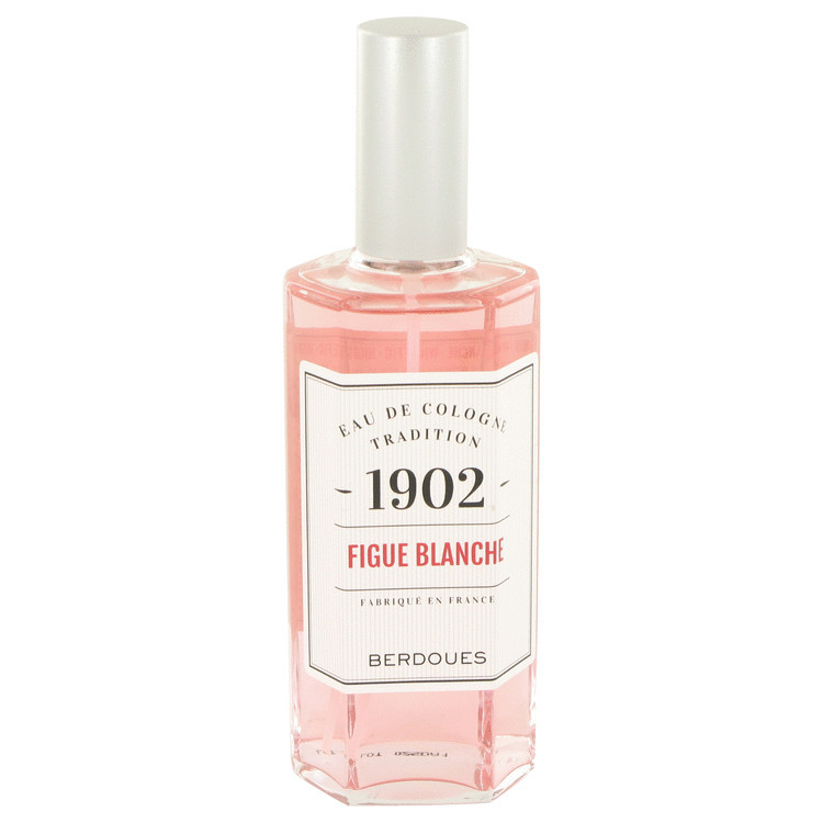 1902 Figue Blanche by Berdoues - Eau De Cologne Spray (Unisex) 125 ml f. dömur