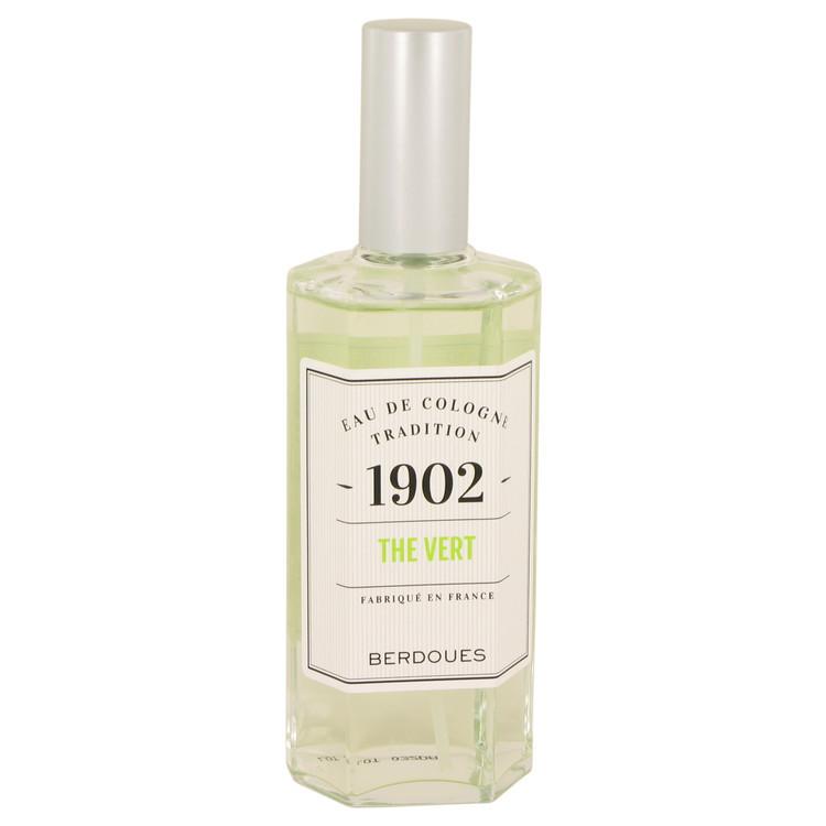 1902 Green Tea by Berdoues - Eau De Cologne (Unisex unboxed) 125 ml f. herra