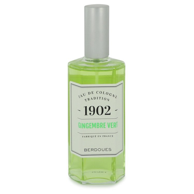 1902 Gingembre Vert by Berdoues - Eau De Cologne Spray (Tester) 125 ml f. dömur