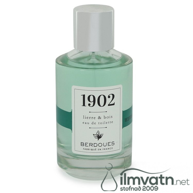 1902 Lierre & Bois by Berdoues - Eau De Toilette Spray (Tester) 100 ml f. dömur