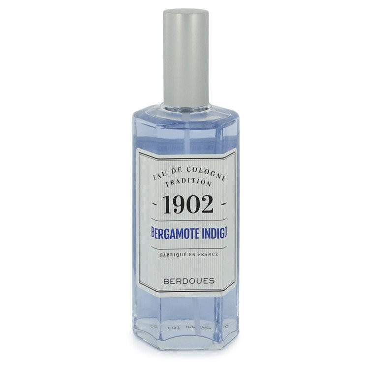 1902 Bergamote Indigo by Berdoues - Eau De Cologne Spray 125 ml f. dömur