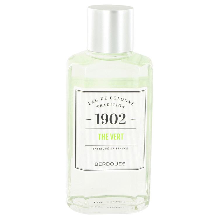 1902 Green Tea by Berdoues - Eau De Cologne (Unisex) 245 ml f. herra