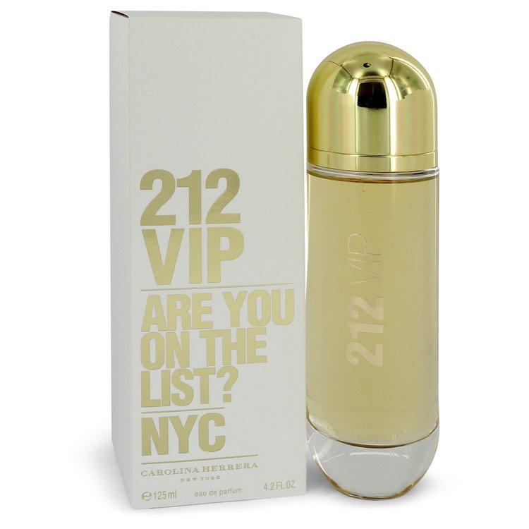 212 Vip by Carolina Herrera - Eau De Parfum Spray 125 ml  f. dömur