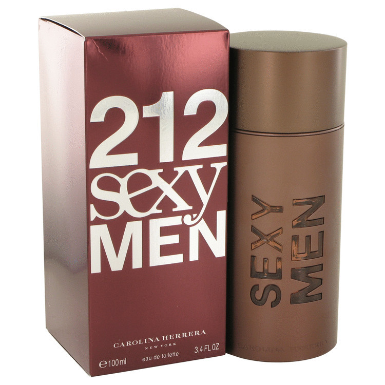 212 Sexy by Carolina Herrera - Eau De Toilette Spray 100 ml f. herra