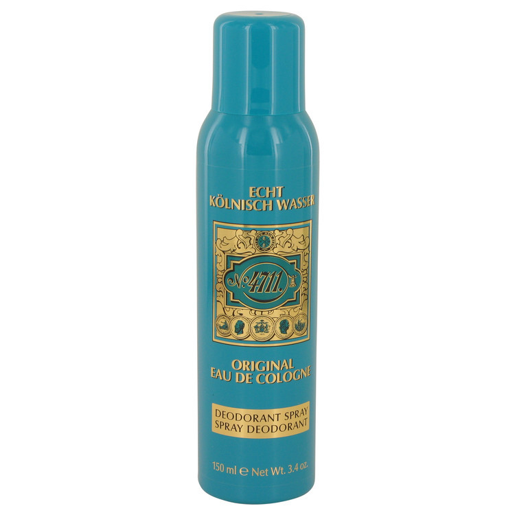 4711 by Muelhens - Deodorant Spray (Unisex) 150 ml f. herra
