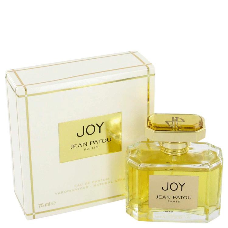 JOY by Jean Patou - Gjafasett - 0.8 oz Eau De Toilette Spray + 1.7 oz Body Lotion + 0.25 oz Eau De Toilette Purse Spray f. dömur