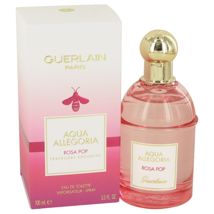 Aqua Allegoria Rosa Pop by Guerlain - Eau De Toilette Spray (Tester) 125 ml  f. dömur