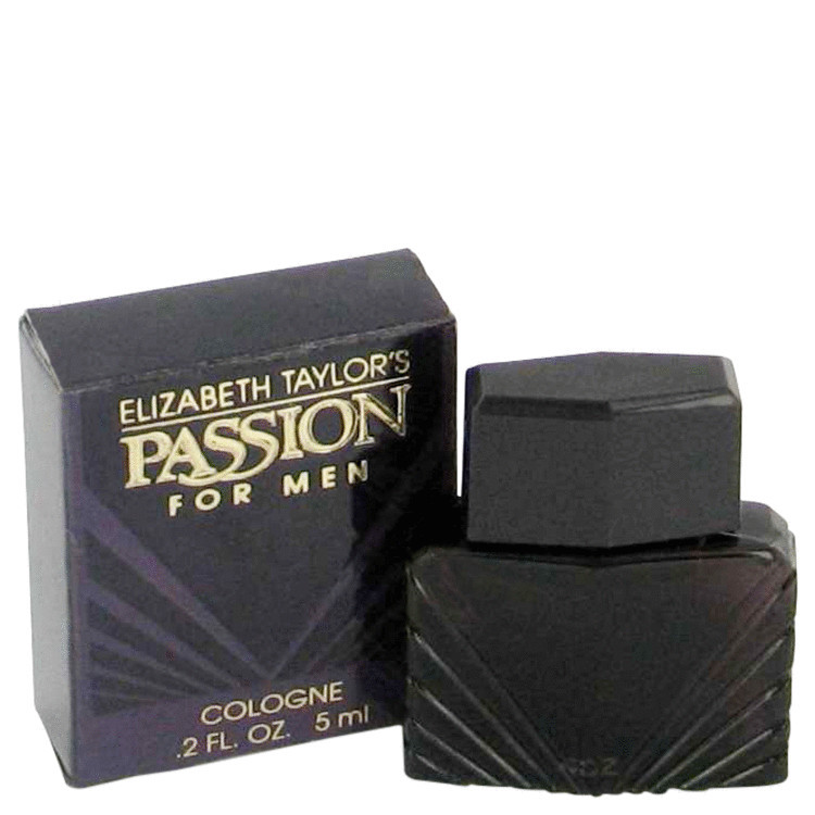 PASSION by Elizabeth Taylor - Mini Cologne (unboxed) 6 ml f. herra
