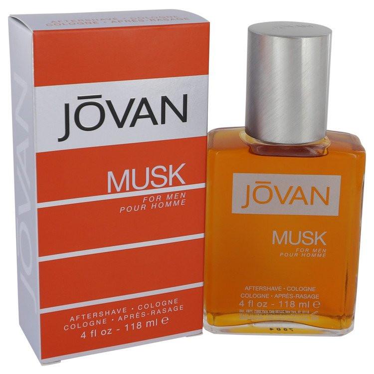 JOVAN MUSK by Jovan - After Shave / Cologne 120 ml f. herra
