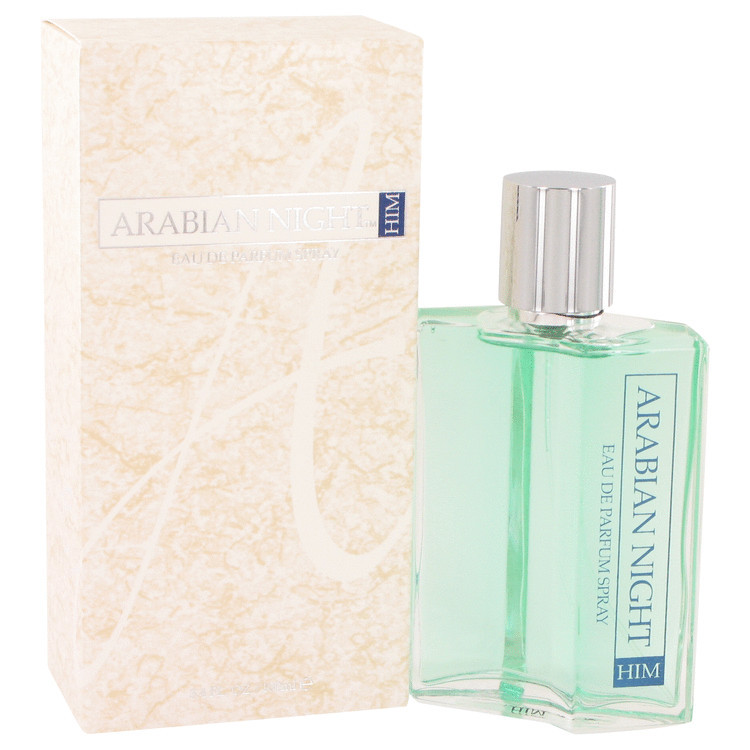 Arabian Nights by Jacques Bogart - Eau De Parfum Spray 100 ml f. herra