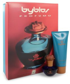 BYBLOS by Byblos - Gjafasett - 1.68 oz Eau De Parfum Spray + 6.75 Body Lotion f. dömur