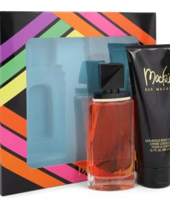 MACKIE by Bob Mackie - Gjafasett - 3.4 oz Eau De Toilette Spray + 6.8 oz Body Lotion f. dömur