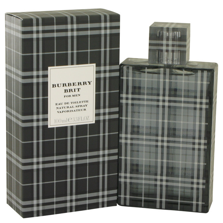 Burberry Brit by Burberry - Eau De Toilette Spray 100 ml f. herra