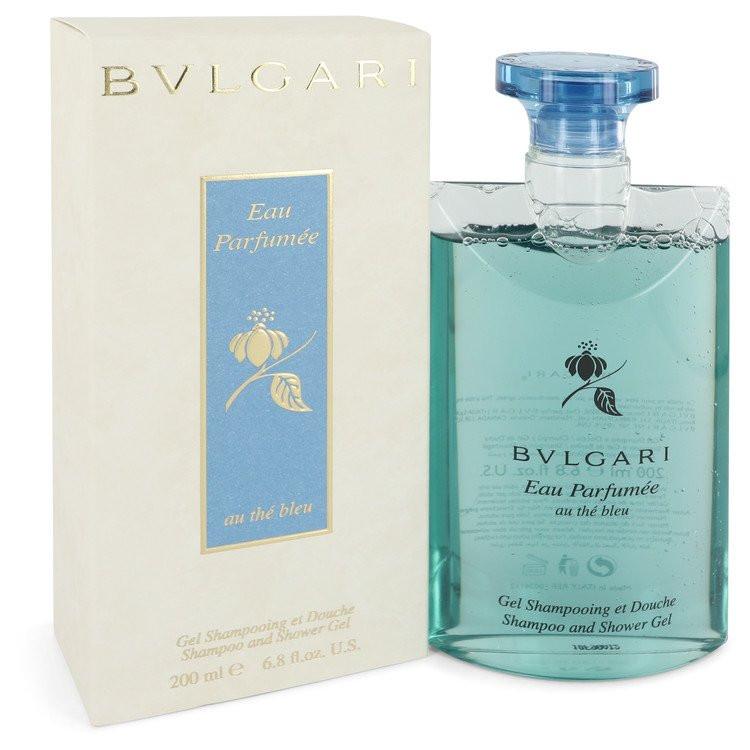 Bvlgari Eau Parfumee Au The Bleu by Bvlgari - Shower Gel 200 ml  f. dömur