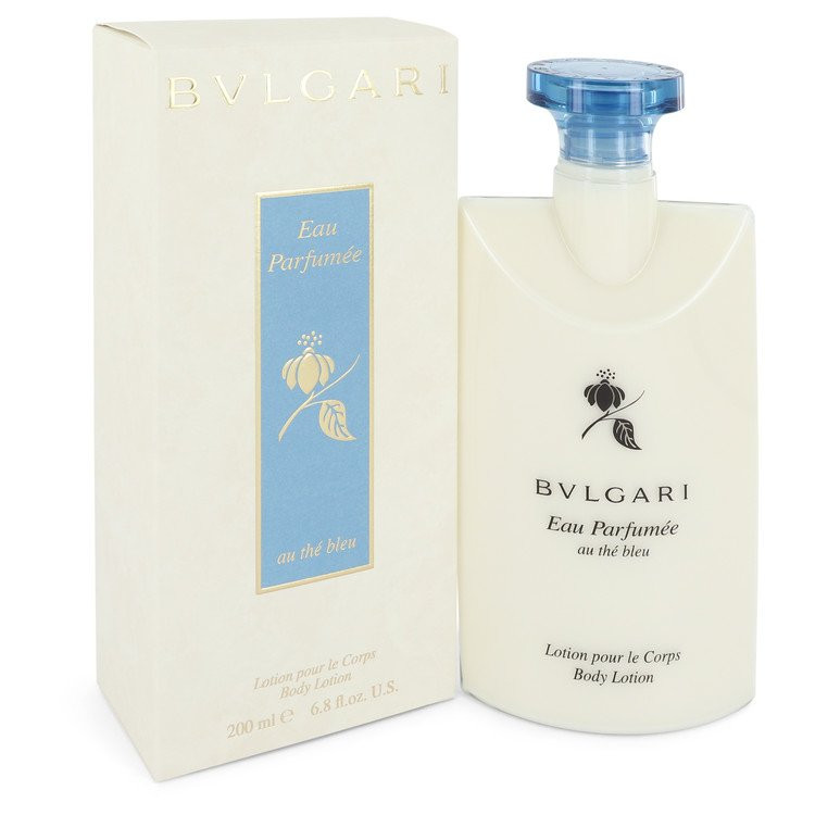 Bvlgari Eau Parfumee Au The Bleu by Bvlgari - Body Lotion 200 ml  f. dömur