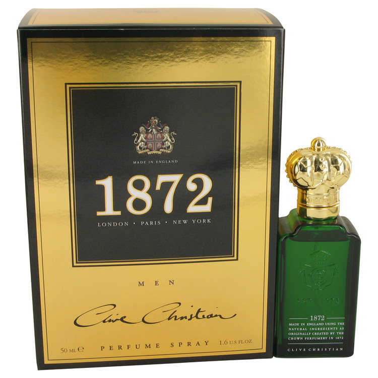 Clive Christian 1872 by Clive Christian - Perfume Spray 50 ml f. herra