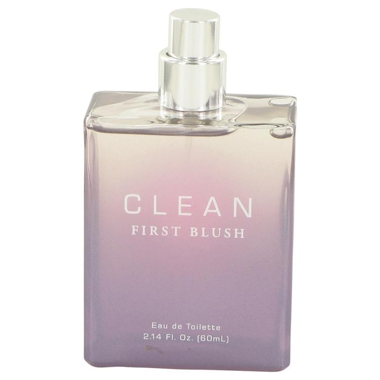 Clean First Blush by Clean - Eau De Toilette Spray (Tester) 63 ml f. dömur
