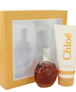 CHLOE by Chloe - Gjafasett - 3 oz Eau De Toilette Spray + 6.8 oz Body Lotion f. dömur