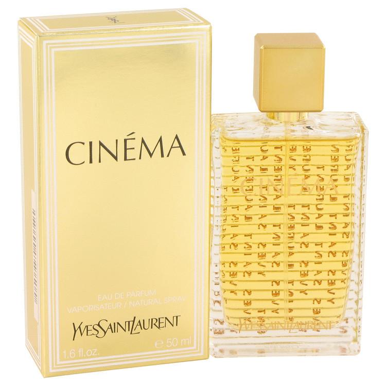 Cinema by Yves Saint Laurent - Eau De Parfum Spray 50 ml f. dömur