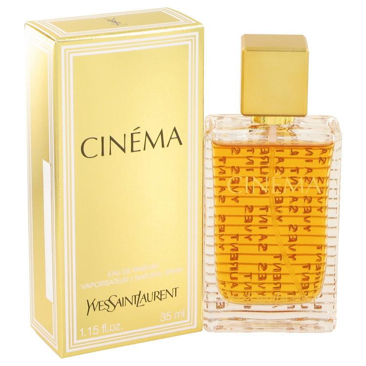 Cinema by Yves Saint Laurent - Eau De Parfum Spray 34 ml f. dömur