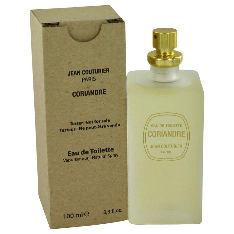 CORIANDRE by Jean Couturier - Eau De Toilette Spray (Tester) 100 ml f. dömur