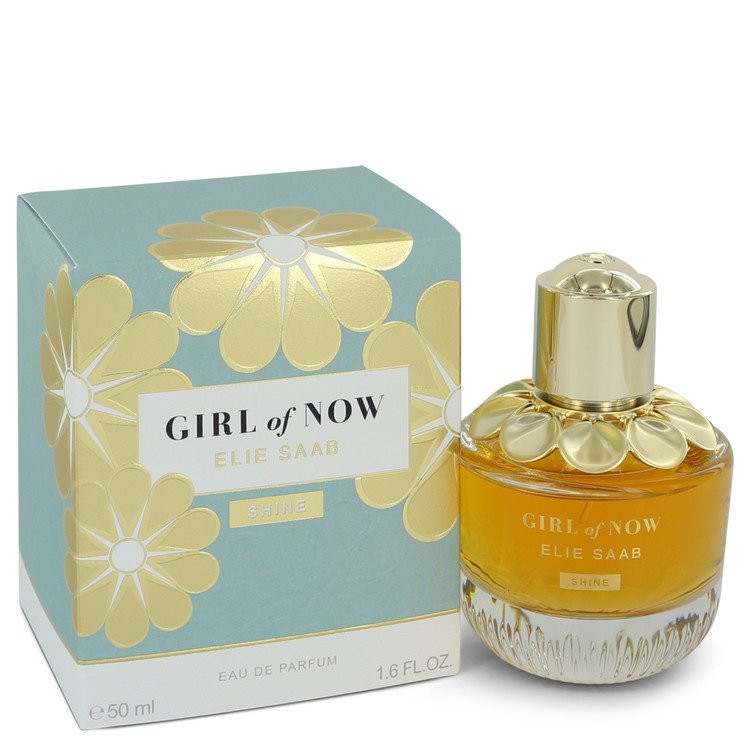 Girl of Now Shine by Elie Saab - Eau De Parfum Spray 50 ml f. dömur