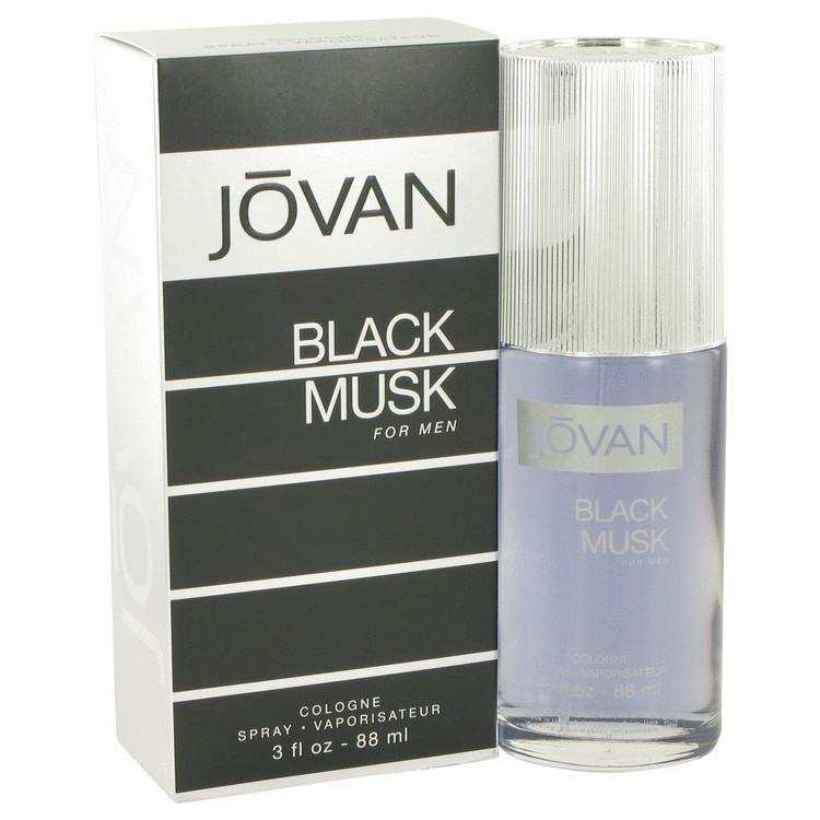Jovan Black Musk by Jovan - Cologne Spray 90 ml f. herra