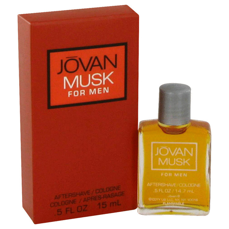 JOVAN MUSK by Jovan - Aftershave/Cologne 15 ml f. herra