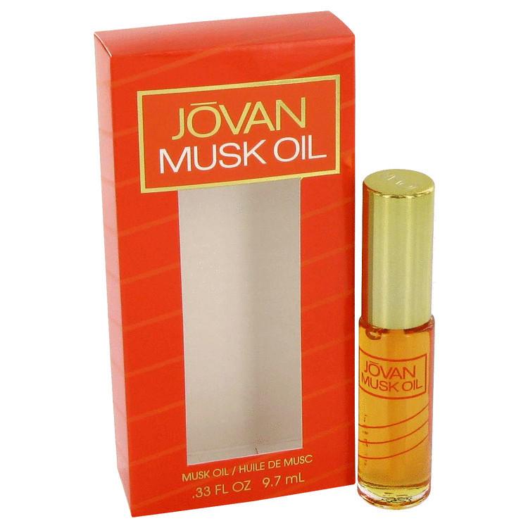 JOVAN MUSK by Jovan - Oil with Applicator 10 ml f. dömur