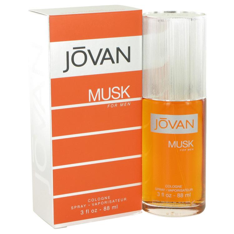 JOVAN MUSK by Jovan - Cologne Spray 90 ml f. herra