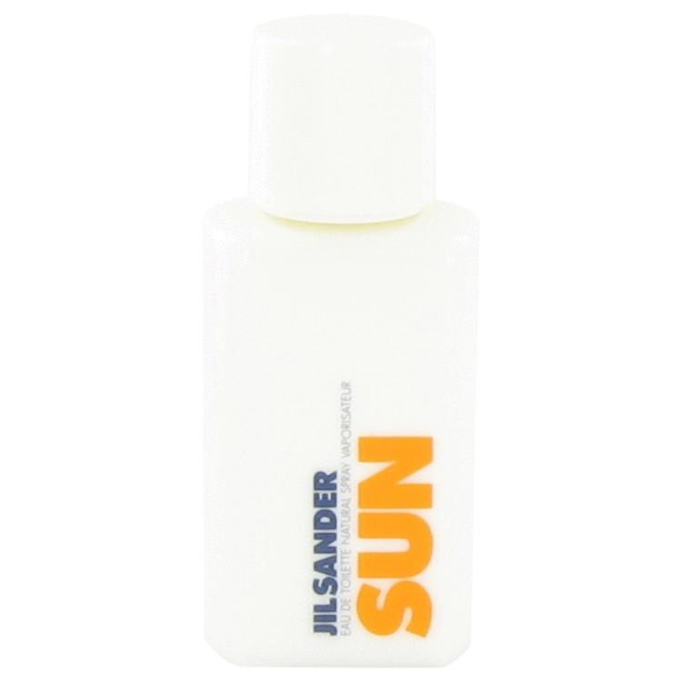 Jil Sander Sun by Jil Sander - Eau De Toilette Spray (Tester) 75 ml f. dömur