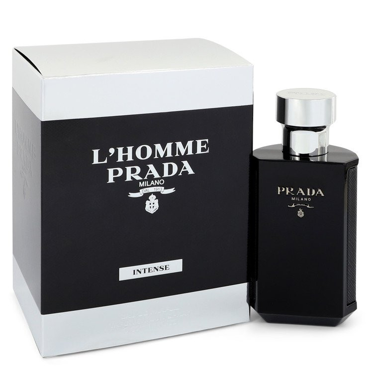 L'homme Intense Prada by Prada - Eau De Parfum Spray 50 ml f. herra